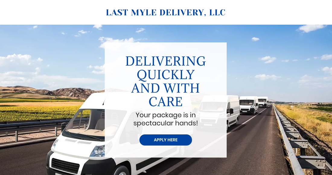 Last Myle Delivery, LLC